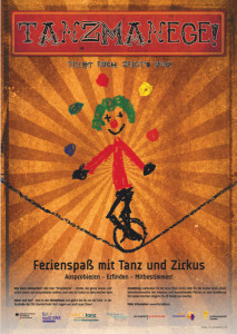 Tanzmanege poster